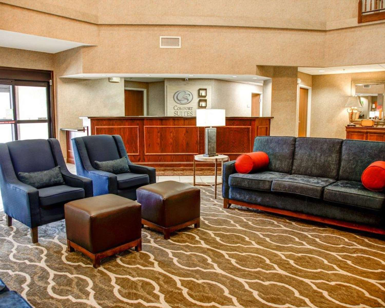 Lobby - Comfort Suites Gadsden
