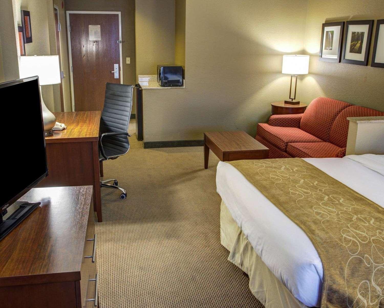 Room - Comfort Suites Gadsden