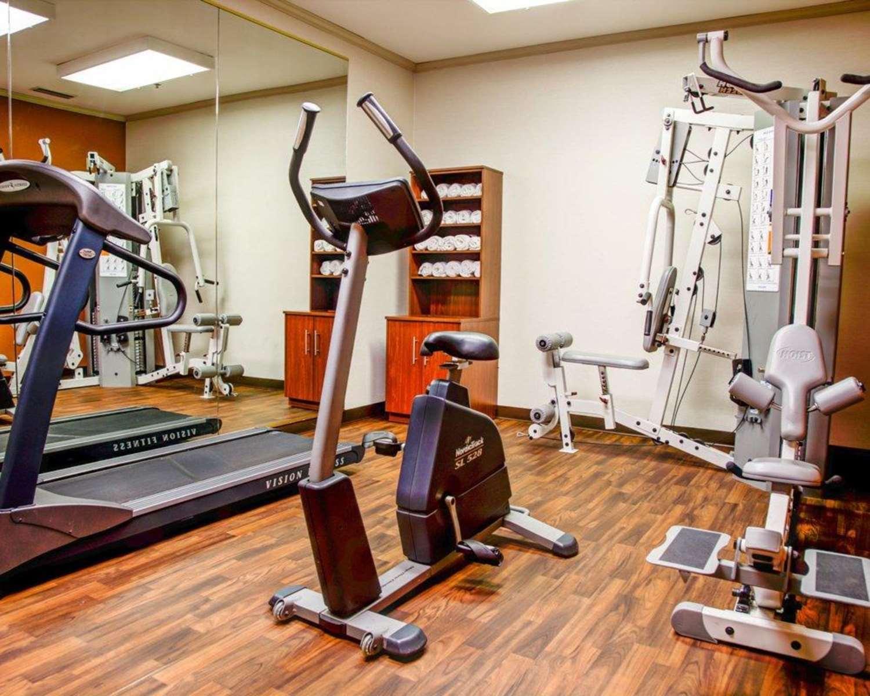 Fitness/ Exercise Room - Comfort Suites Gadsden