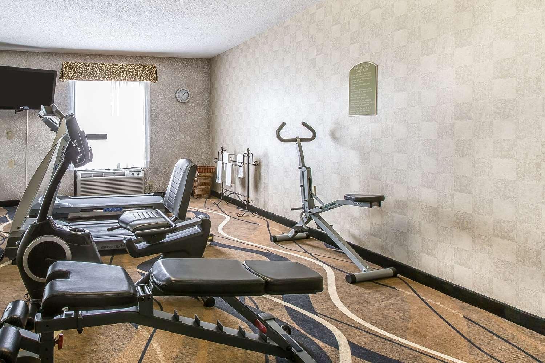 Fitness/ Exercise Room - Quality Inn Hanceville