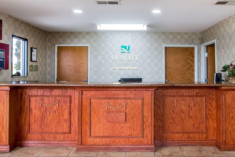 Lobby - Quality Inn Hanceville