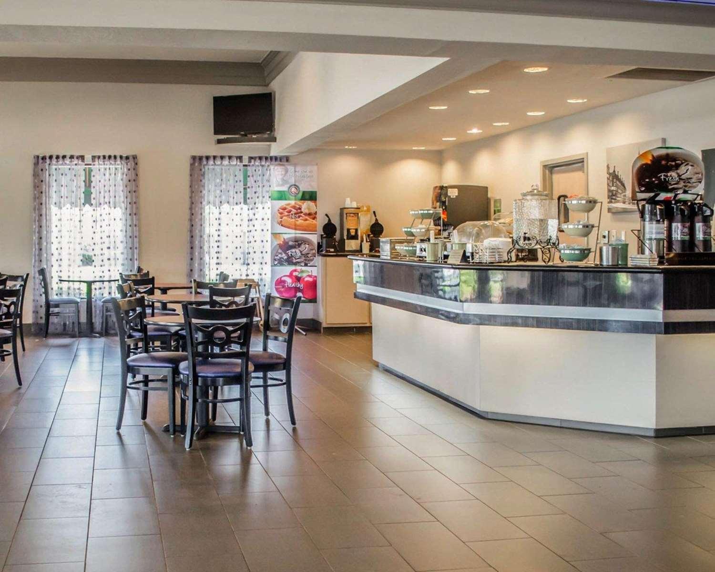 Restaurant - Quality Inn & Suites West Mobile