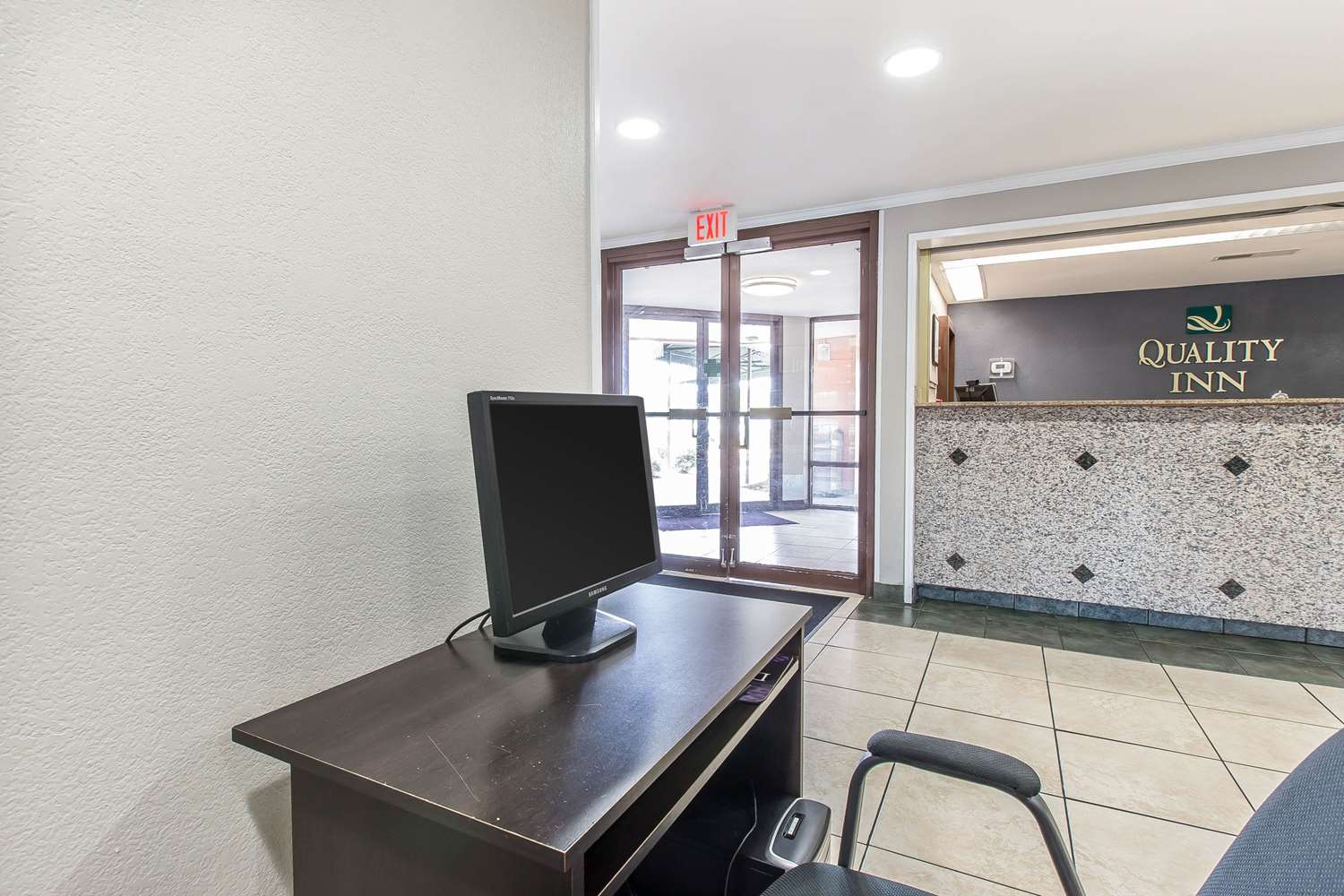 Conference Area - Quality Inn Homewood