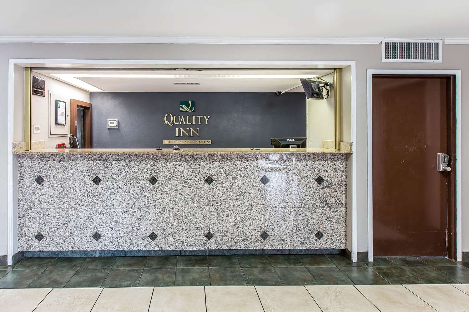 Lobby - Quality Inn Homewood