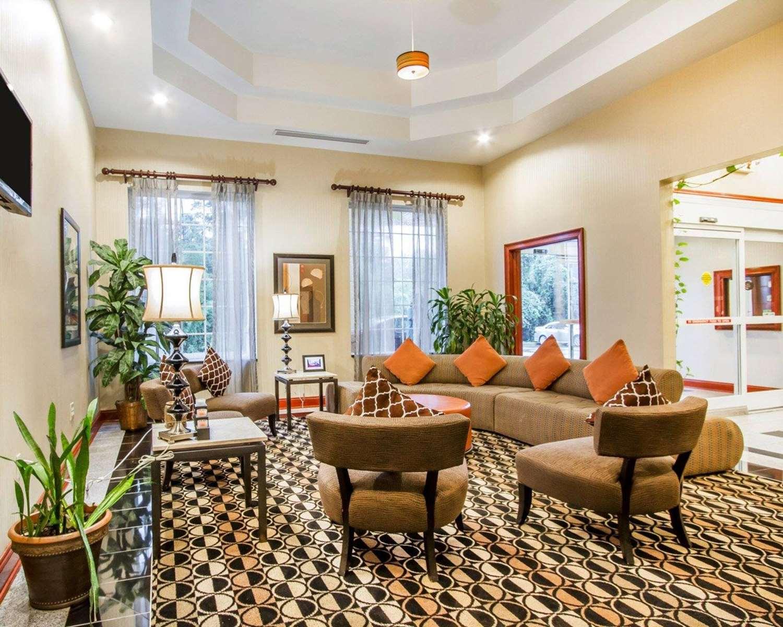 Lobby - Quality Inn & Suites Greenville