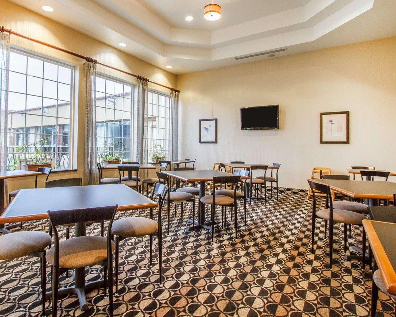 Restaurant - Quality Inn & Suites Greenville