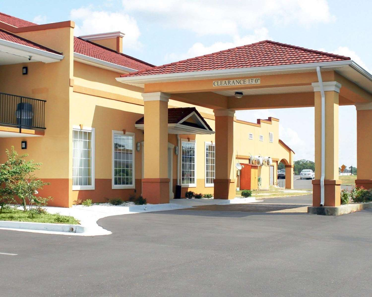 Exterior view - Quality Inn & Suites Greenville