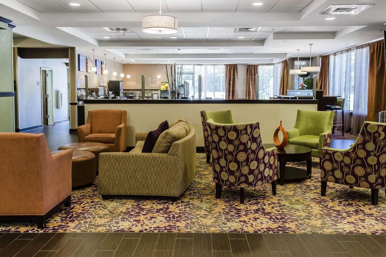 Lobby - Comfort Inn & Suites Dothan