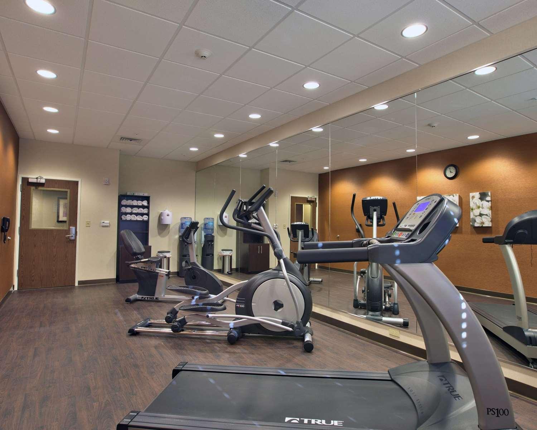 Fitness/ Exercise Room - Comfort Inn & Suites Dothan