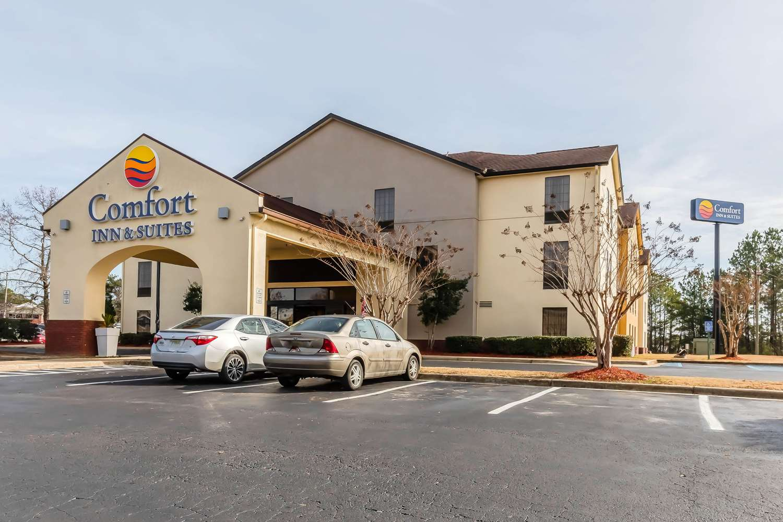 Exterior view - Comfort Inn & Suites Jasper