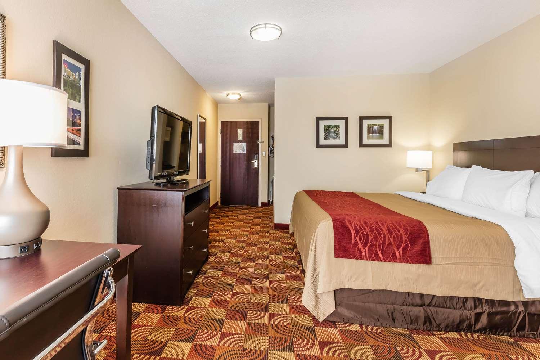 Room - Comfort Inn & Suites Jasper