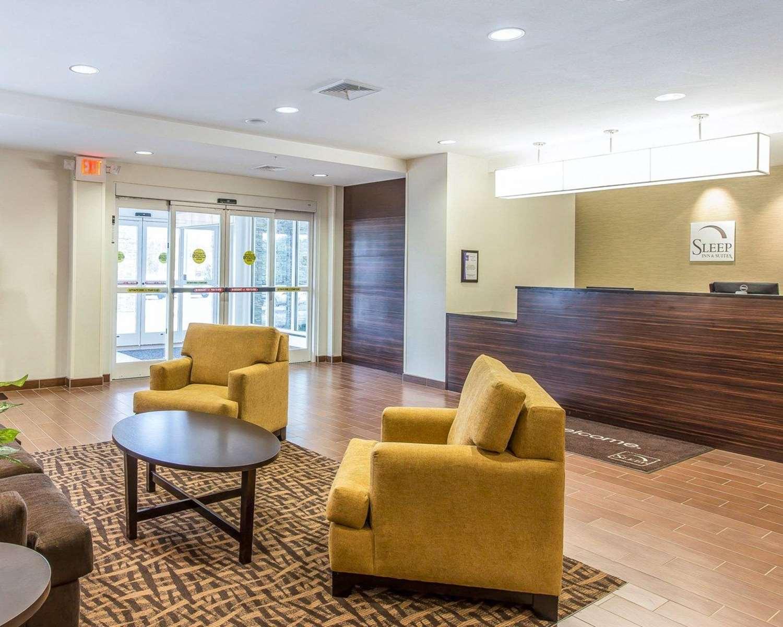 Lobby - Sleep Inn & Suites Jasper