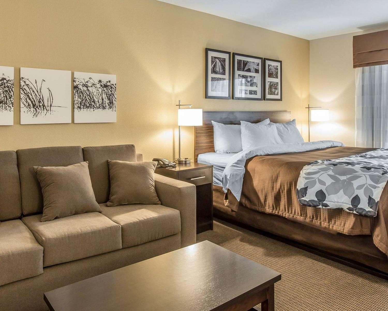 Room - Sleep Inn & Suites Jasper