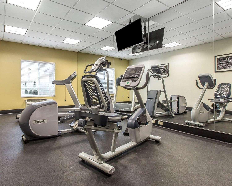 Fitness/ Exercise Room - Sleep Inn & Suites Jasper