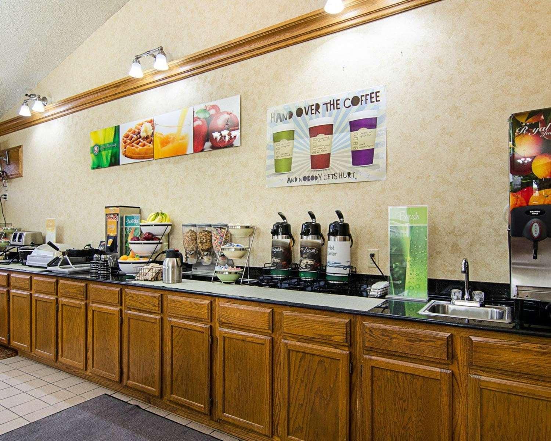 Restaurant - Quality Inn Van Buren