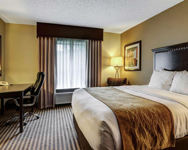 Room - Comfort Inn & Suites Hot Springs