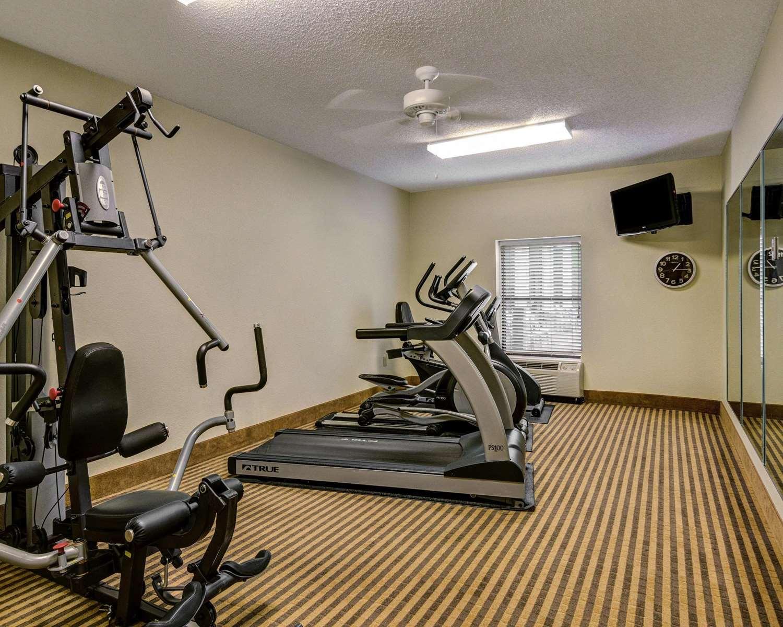 Fitness/ Exercise Room - Comfort Inn & Suites Hot Springs