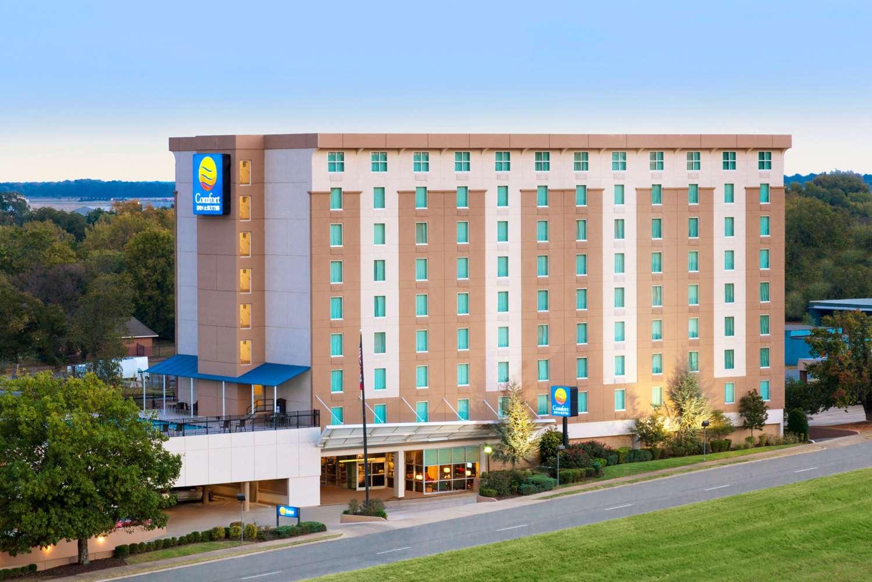 Exterior view - Comfort Inn & Suites Downtown Little Rock