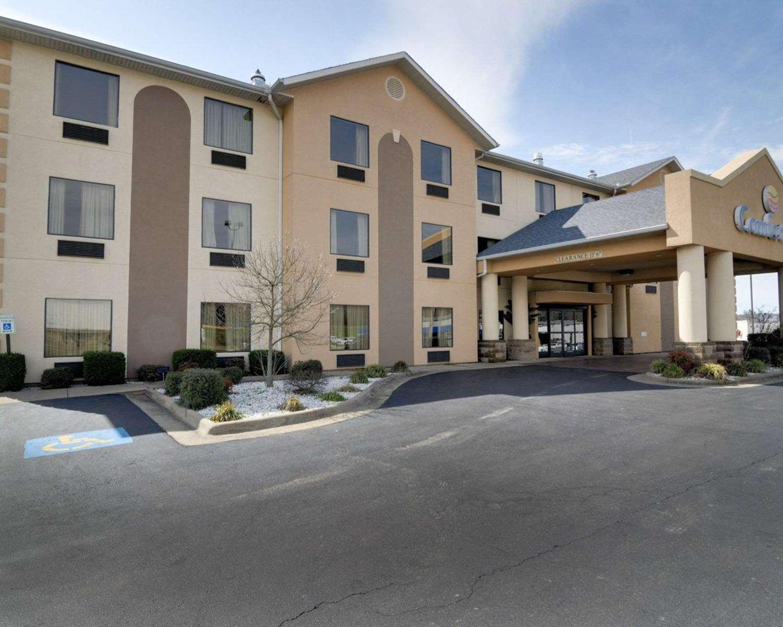 Exterior View Quality Inn Suites Malvern