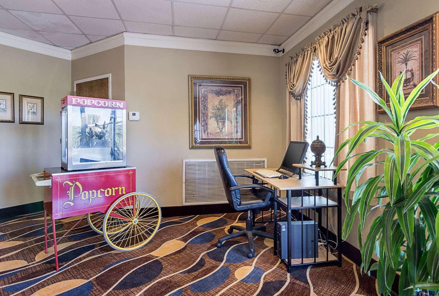 Conference Area - Econo Lodge Arkadelphia