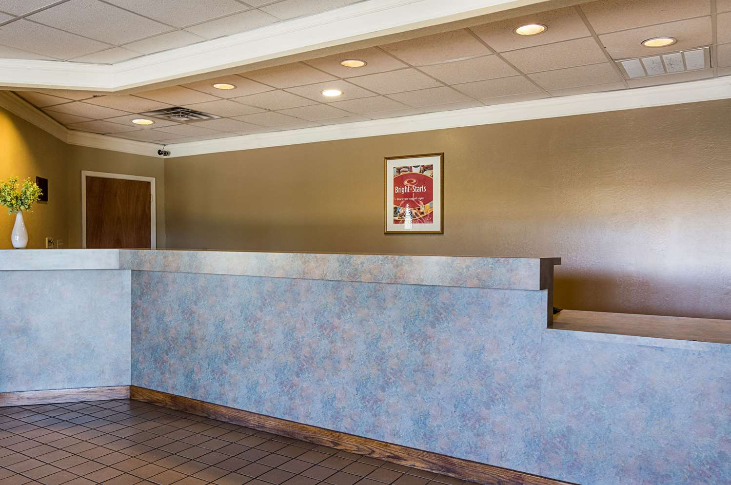 Lobby - Econo Lodge Arkadelphia