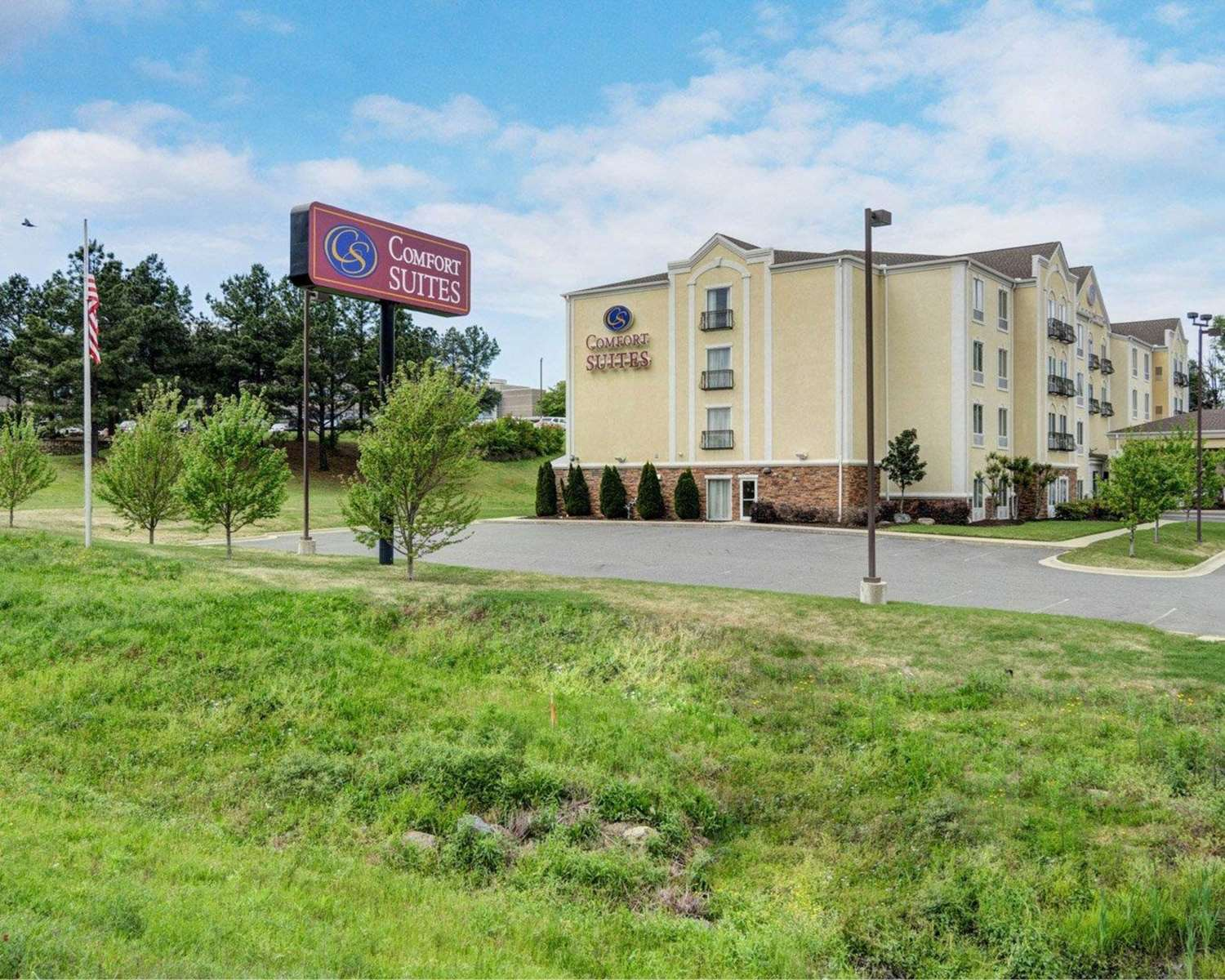 Exterior view - Comfort Suites Hot Springs
