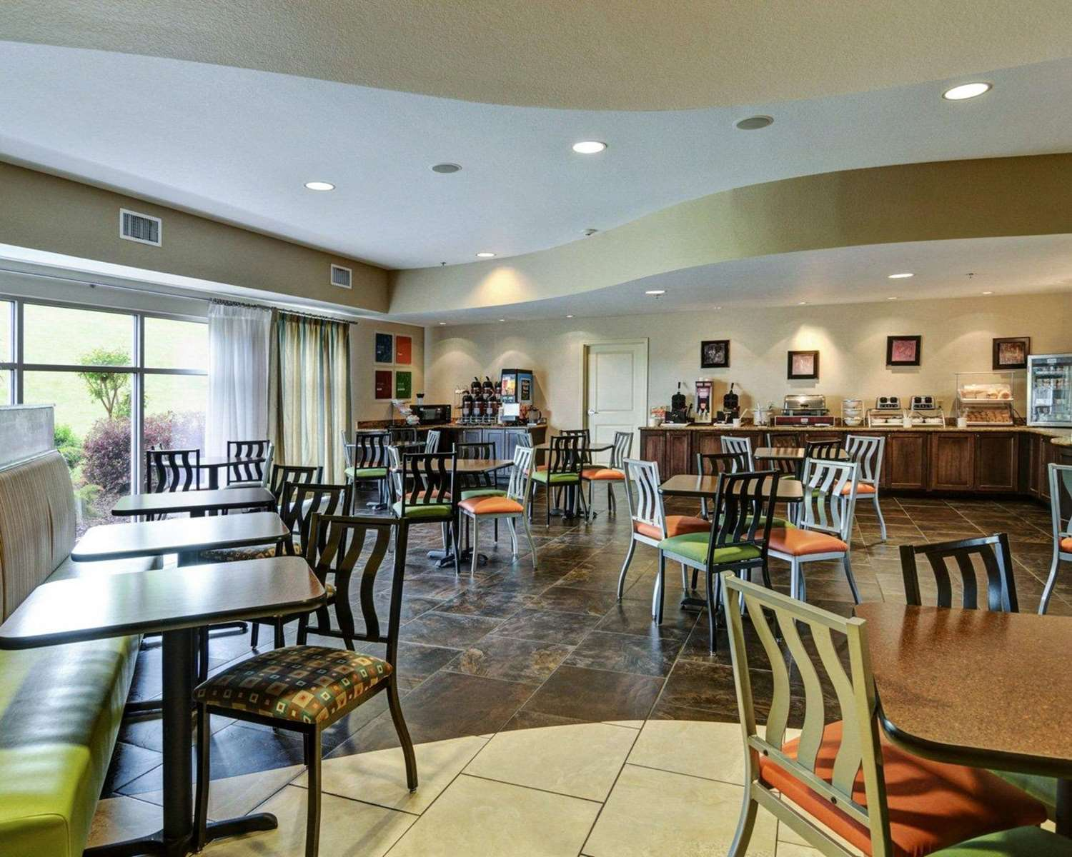 Restaurant - Comfort Suites Hot Springs