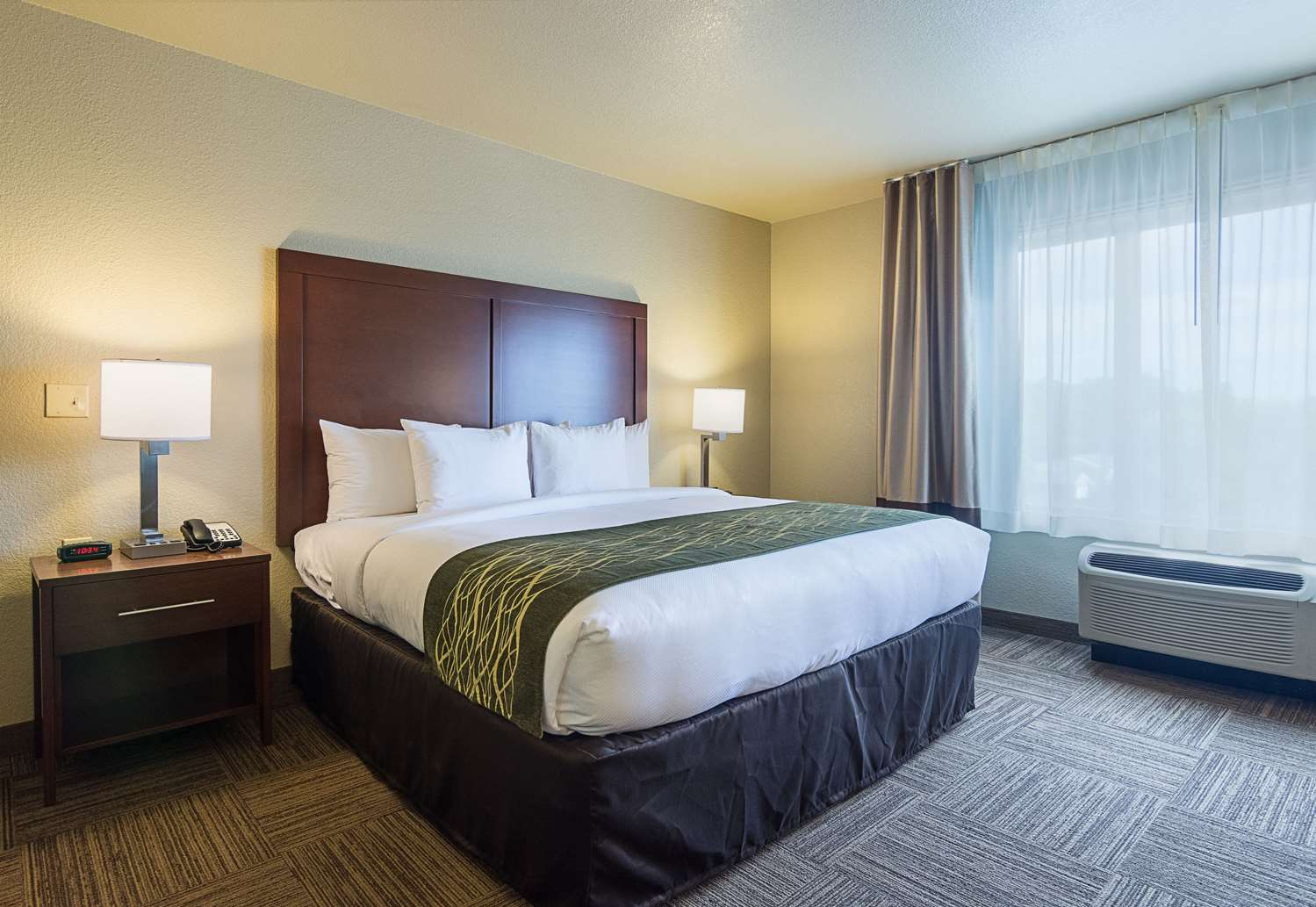 Room - Comfort Inn Crystal Bridges Bentonville