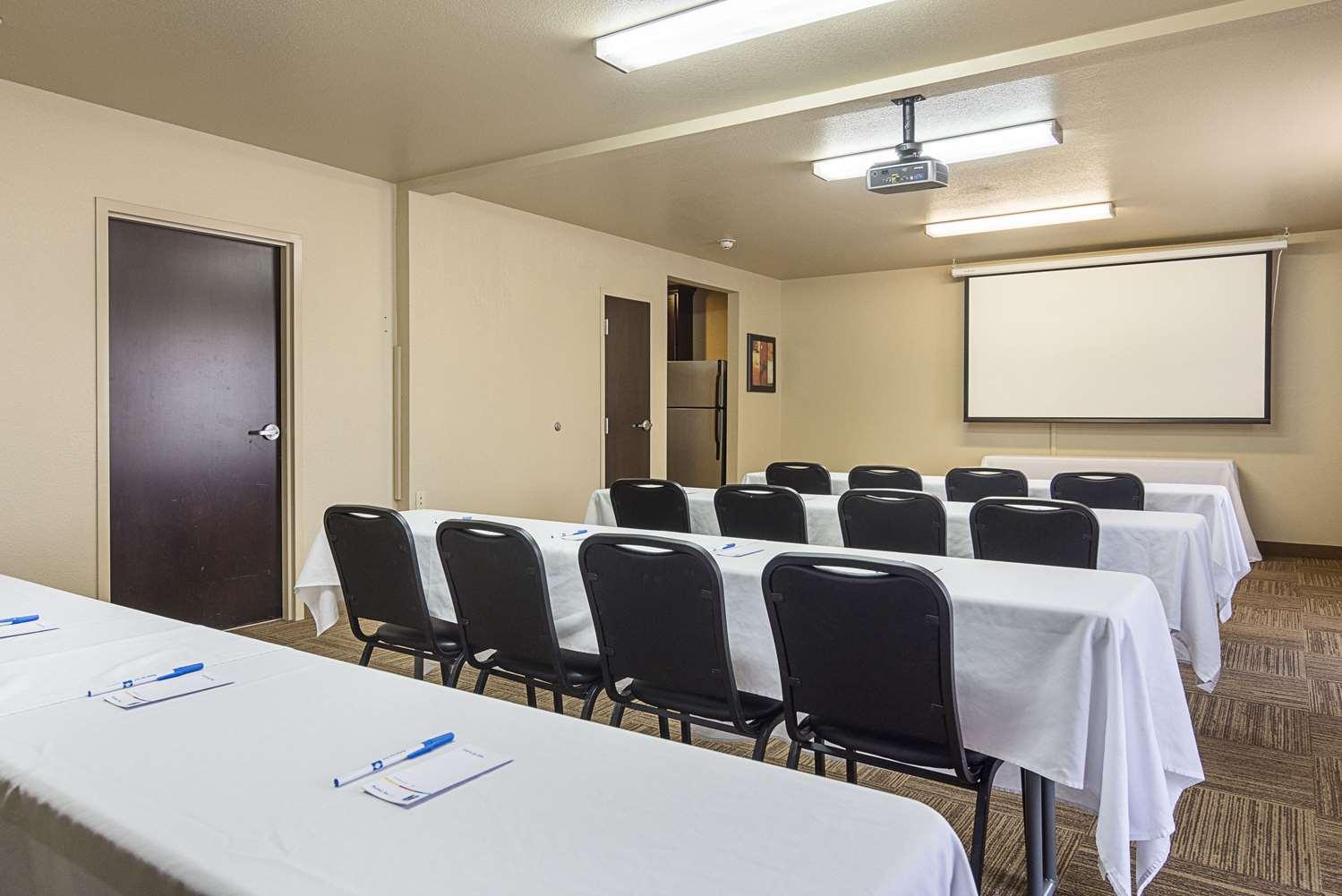 Meeting Facilities - Comfort Inn Crystal Bridges Bentonville