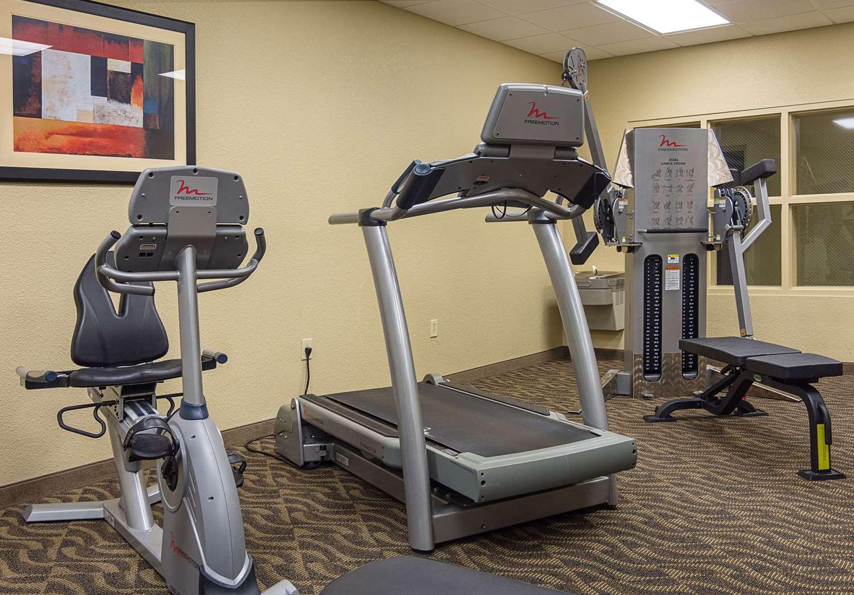 Fitness/ Exercise Room - Comfort Inn Crystal Bridges Bentonville