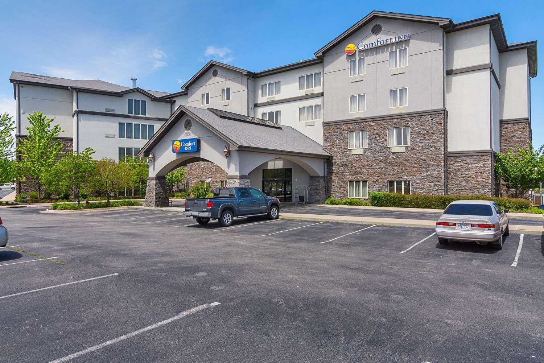 Exterior view - Comfort Inn Crystal Bridges Bentonville