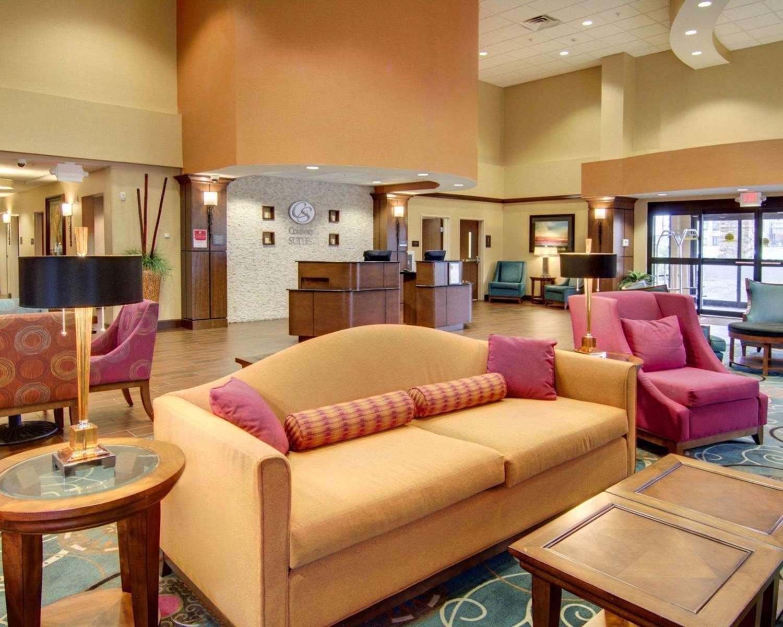 Lobby - Comfort Suites Texarkana