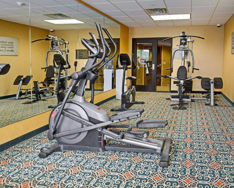 Fitness/ Exercise Room - Comfort Suites Texarkana