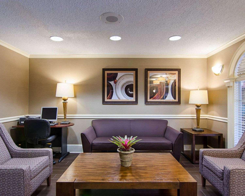 Lobby - Comfort Inn Little Rock