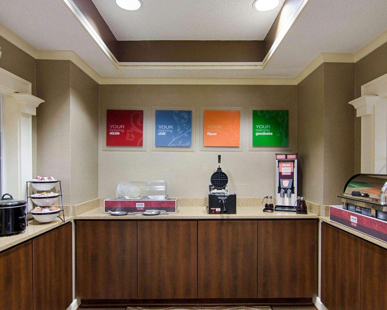 Restaurant - Comfort Inn Little Rock