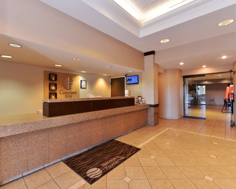 Lobby - Comfort Inn Fountain Hills