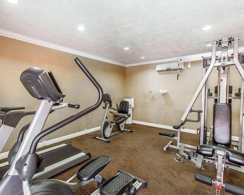 Fitness/ Exercise Room - Econo Lodge Inn & Suites Mesa