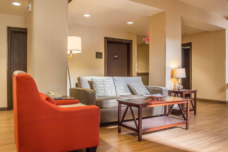 Lobby - Comfort Inn Lucky Lane Flagstaff