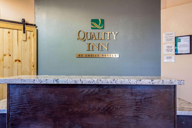 Lobby - Quality Inn Pinetop-Lakeside