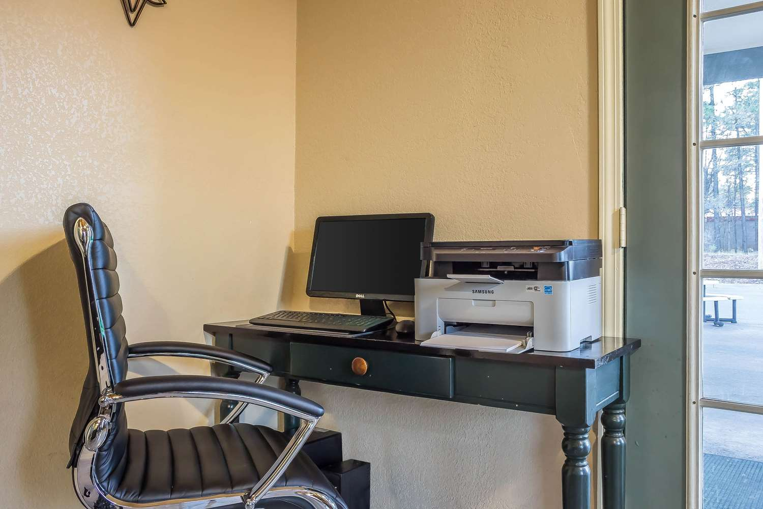 Conference Area - Quality Inn Pinetop-Lakeside