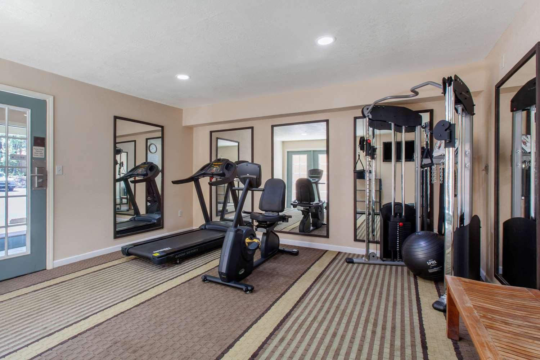 Fitness/ Exercise Room - Quality Inn Pinetop-Lakeside