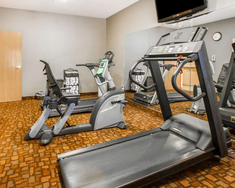 Fitness/ Exercise Room - Comfort Inn & Suites Sierra Vista