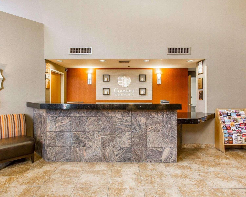 Lobby - Comfort Inn & Suites Sierra Vista