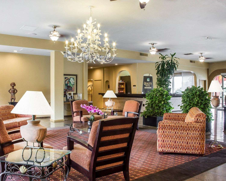 Lobby - Quality Hotel Americana Nogales