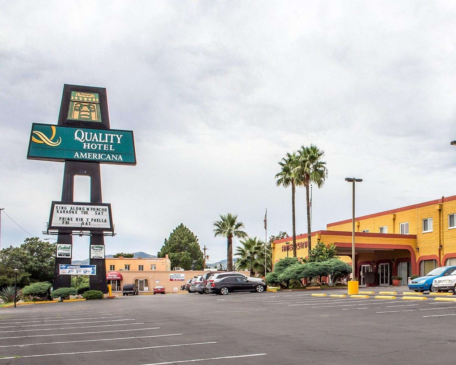 Exterior view - Quality Hotel Americana Nogales