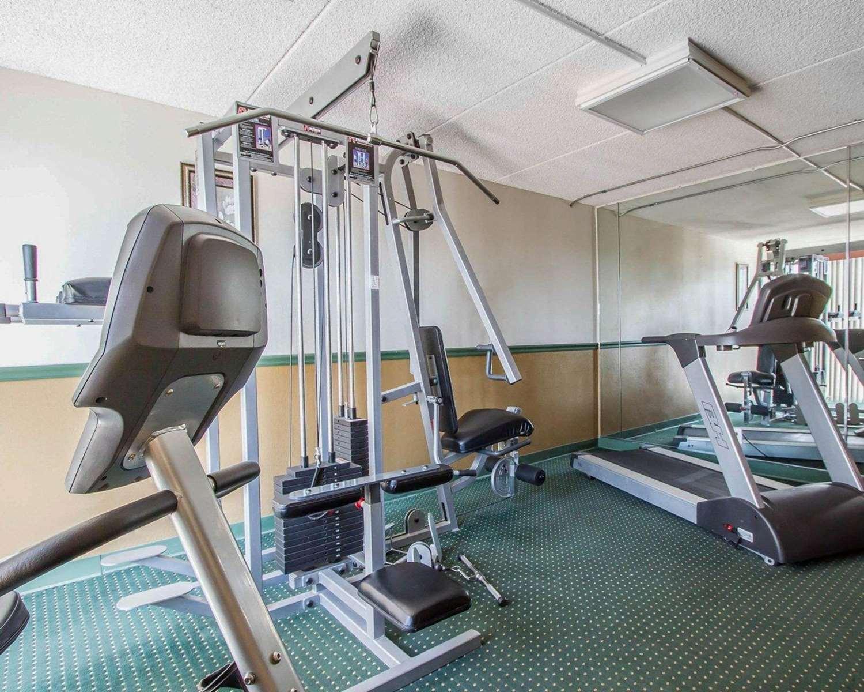 Fitness/ Exercise Room - Quality Inn Sierra Vista