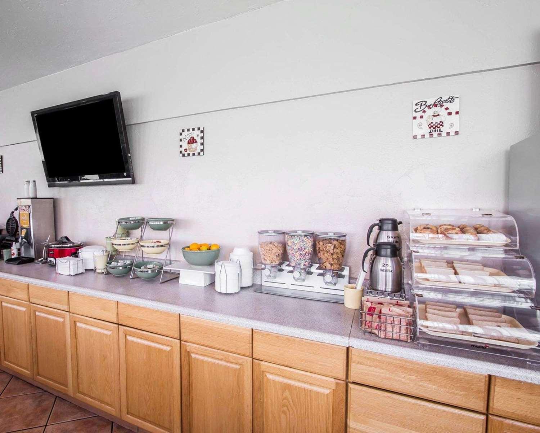 Restaurant - Quality Inn Sierra Vista