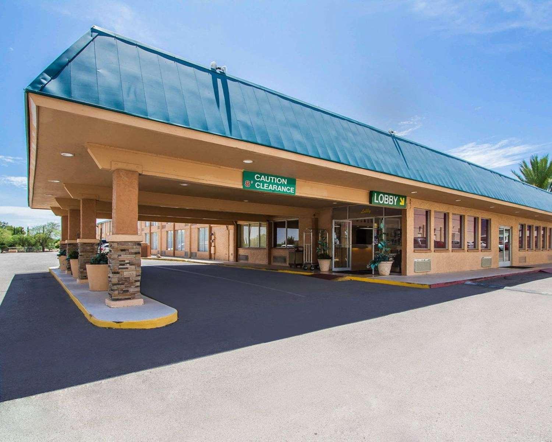 Exterior view - Quality Inn Sierra Vista