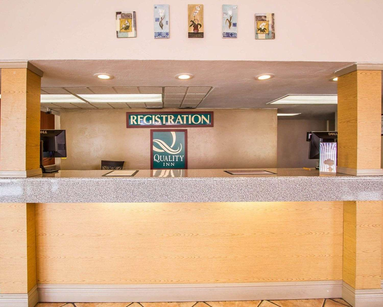 Lobby - Quality Inn Sierra Vista