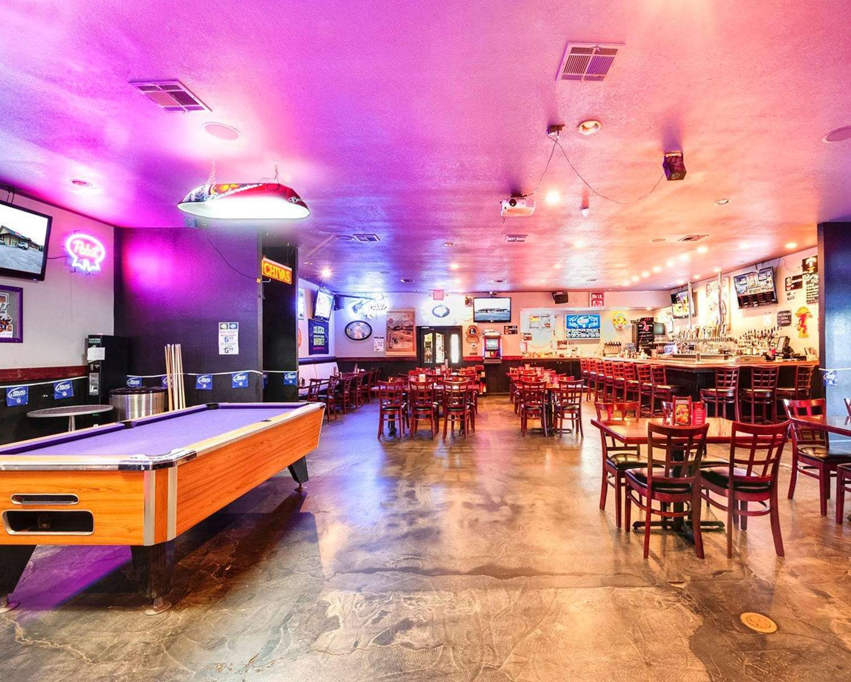 Bar - Rodeway Inn & Suites Flagstaff